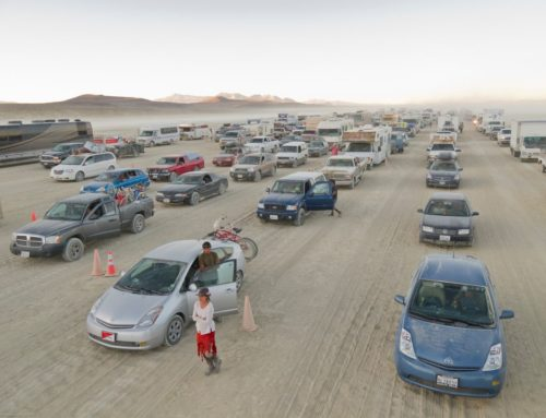 Getting Your Car Ready For Burning Man